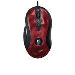 MX™510 Performance Optical Mouse - Red