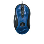 MX™510 Performance Optical Mouse - Blue