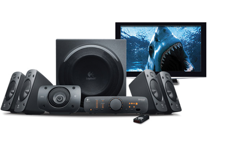 Turn your home into a home theater.