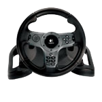Driving Force Wireless Wheel