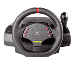 로지텍 MOMO® Racing Force Feedback Wheel
