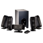 X-540 5 and 1 Speaker System