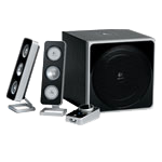 Z-4 2 and 1 Speaker System