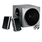 Z-2300 2 and 1 Speaker System