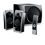 Z-Cinéma Advanced Surround Sound System