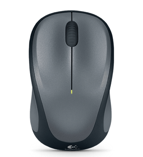 Wireless Mouse M315 and M235 Grey