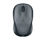 Logitech Wireless Mouse Grey