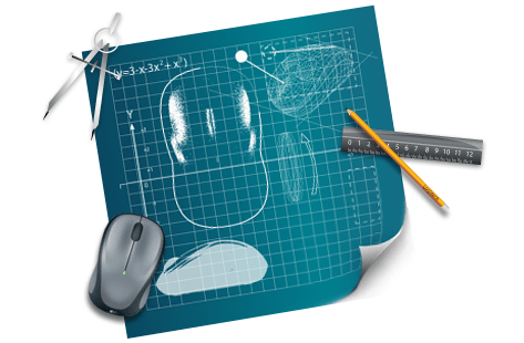 Building a better (optical) mouse