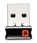 Logitech® Unifying receiver