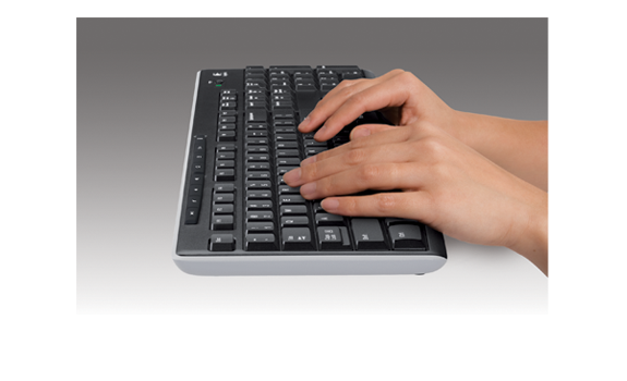 Wireless Keyboard K270 Gallery 6
