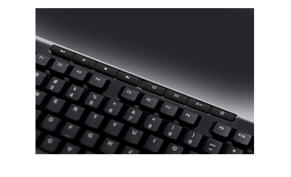 Wireless Keyboard K270 Gallery 7