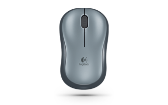 Wireless Mouse M185 Swift Grey