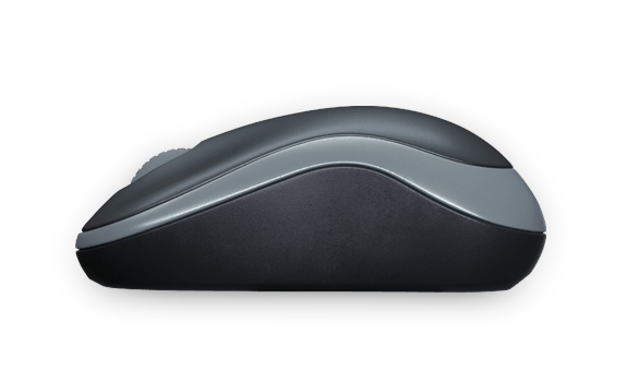 Wireless Mouse M185 Dark Grey Gallery 2