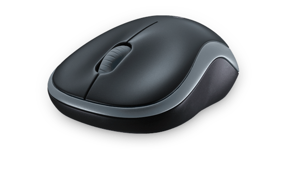 Wireless Mouse M185 Dark Grey Gallery 3