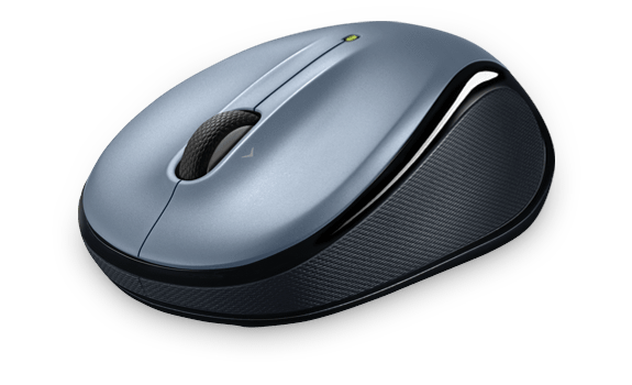 Wireless Mouse M325 Light Grey Gallery 6