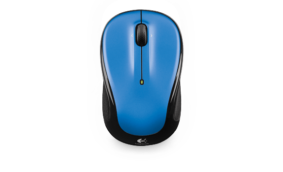 Wireless Mouse M325 Peacock Blue Gallery 9
