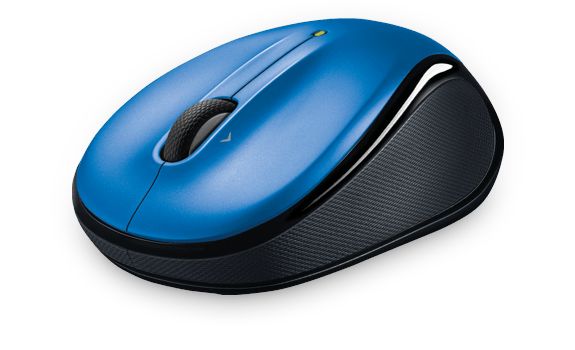 Wireless Mouse M325 Peacock Blue Gallery 10