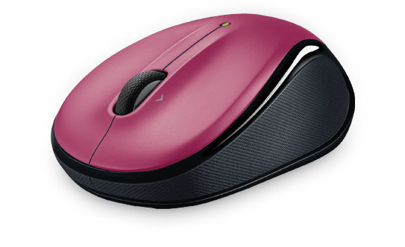 Wireless Mouse M325 Dusty Rose Gallery 11