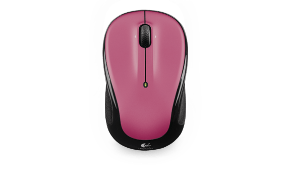 Wireless Mouse M325 Dusty Rose Gallery 12