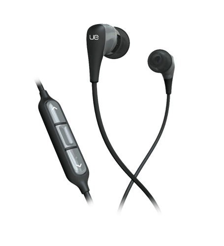 Ultimate Ears 200vi Noise-Isolating Earphones Grey