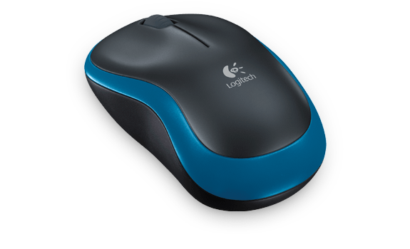Wireless Mouse M185 Red Gallery 11