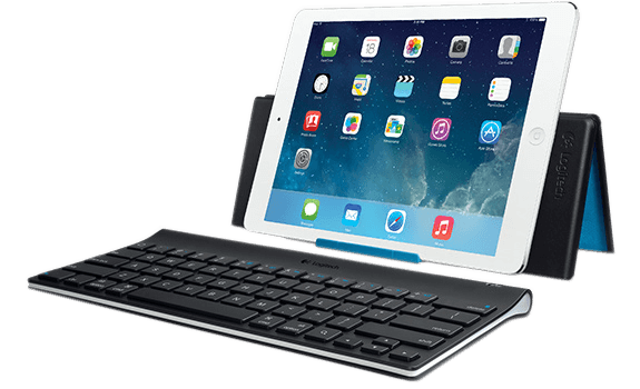 Tablet Keyboard for iPad Gallery 1