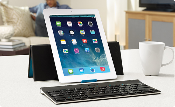 Tablet Keyboard for iPad Gallery 2