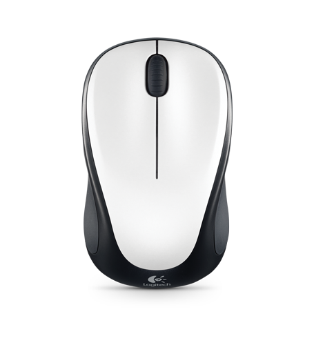 Wireless Mouse M315 and M235 Ivory