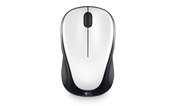 Wireless Mouse M315 and M235 Ivory Gallery 1
