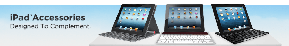 See our iPad accessories