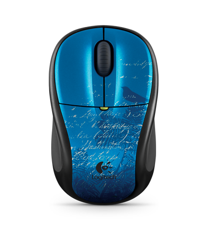Wireless Mouse M305 Indigo Scroll