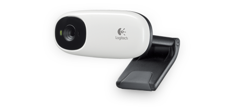 Webcam C110 White