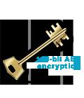 128-bit AES encryption