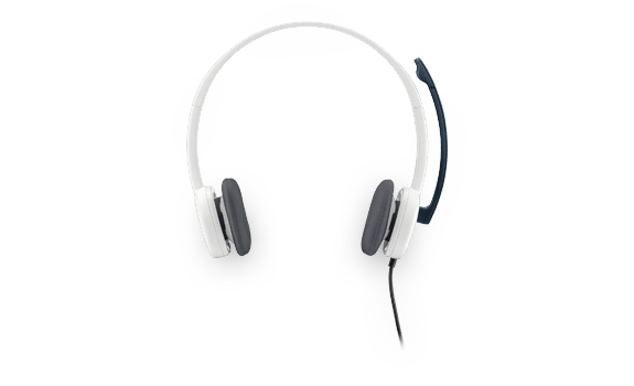 Stereo Headset H150 Cloud White Gallery 1