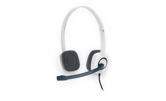 Stereo Headset H150 Cloud White Gallery 2