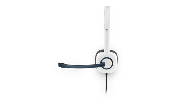 Stereo Headset H150 Cloud White Gallery 3