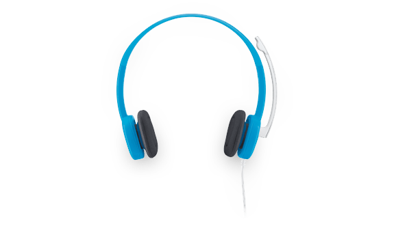 Stereo Headset H150 Sky Blue Gallery 11