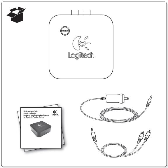 wireless speaker adapter