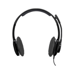 Stereo Headset H250 Charcoal Black