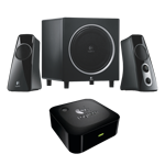 Speaker System Z523 & Bluetooth Wireless Adapter