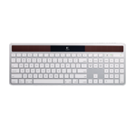 Wireless Solar Keyboard K750 Silver for Mac