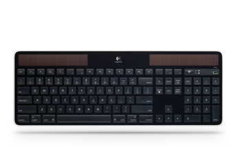 Wireless Solar Keyboard K750 Black for Mac