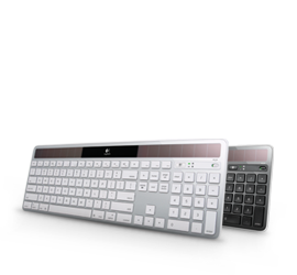 Wireless Solar Keyboard K750 for Mac