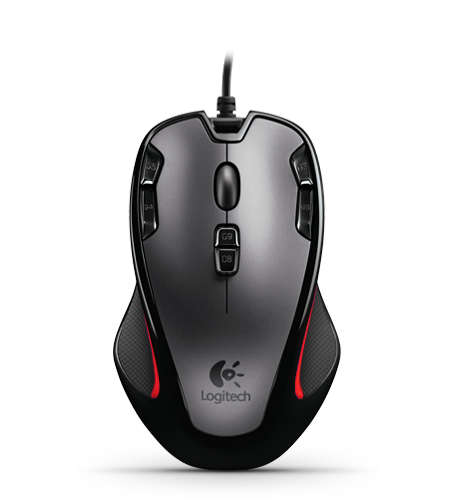 Gaming Mouse G300 Red