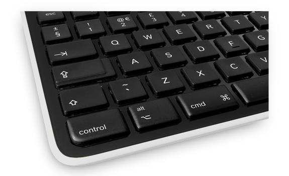 Wireless Solar Keyboard K750 EMEA for Mac Gallery 8