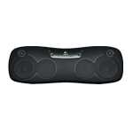 Wireless Boombox for iPad