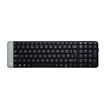 Wireless Keyboard K230 Light Grey