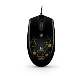 Gaming Mouse G100 Chem Gloss