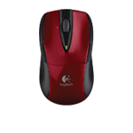 Wireless Mouse M525 Red