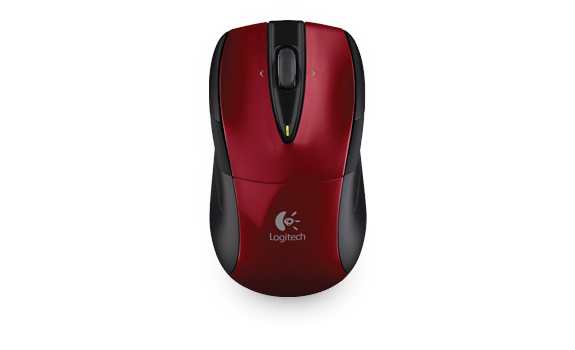 Wireless Mouse M525 Red AMR Gallery 1